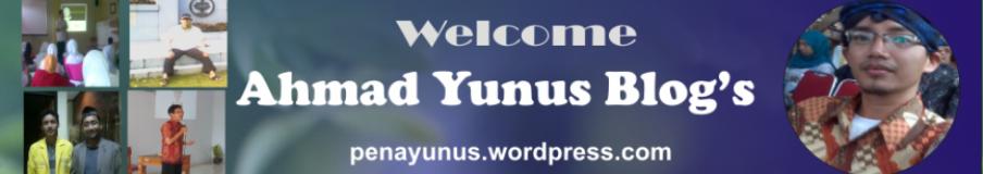 Rumah Pemikiran Ahmad Yunus